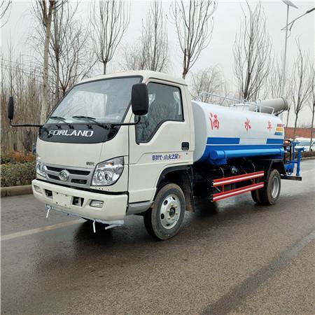 要闻:南京5吨洒水车厂家发货