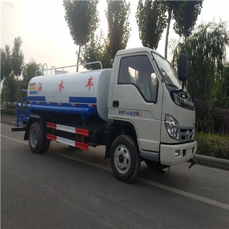 要闻:辽宁5吨洒水车专业销售