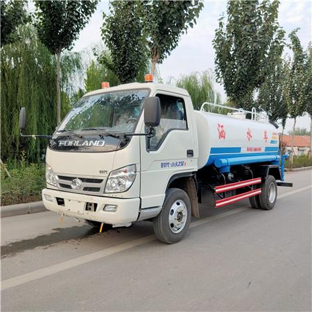 要闻:青海道路洒水车专业厂家