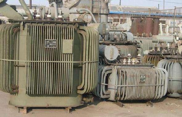 河南老城周边中频炉配电柜变压器回收行情