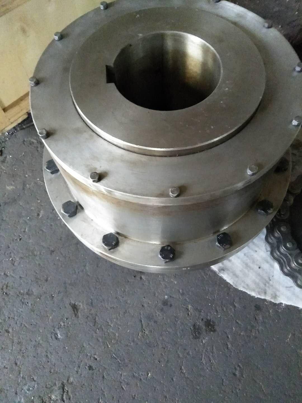 WGI型鼓型齿式联轴器