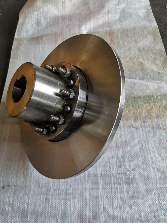 DC系列卷筒用鼓形齿式联轴器