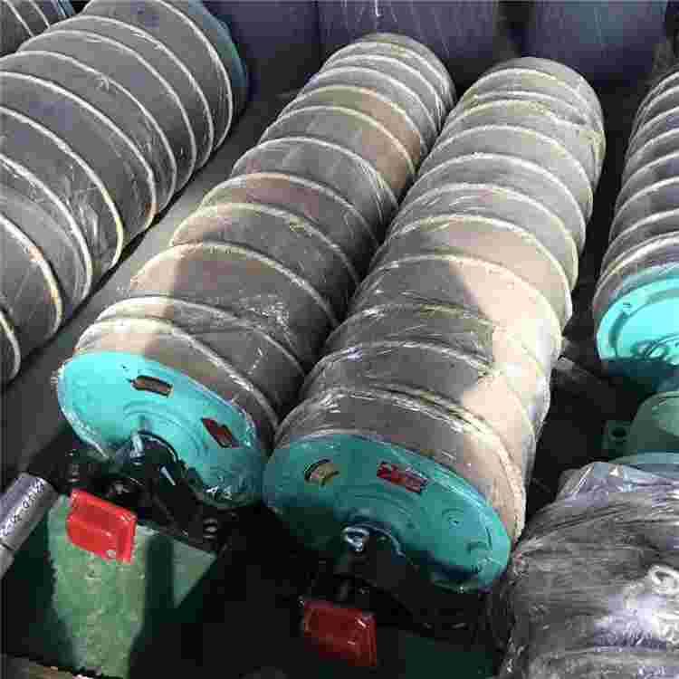 矿用电动滚筒包胶外装价格