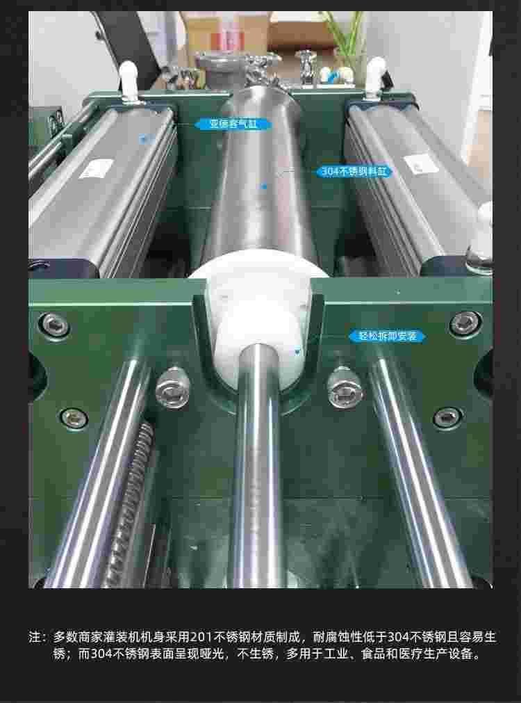 XBGZJ-卧式膏液灌装机