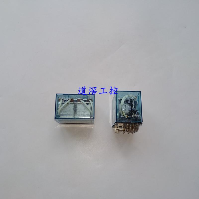LY4-JDC24VOMRON欧姆龙功率继电器现货