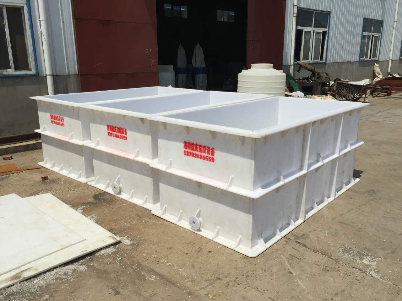 聚丙烯PP运输罐-卧式罐酸洗槽喷淋塔抽滤