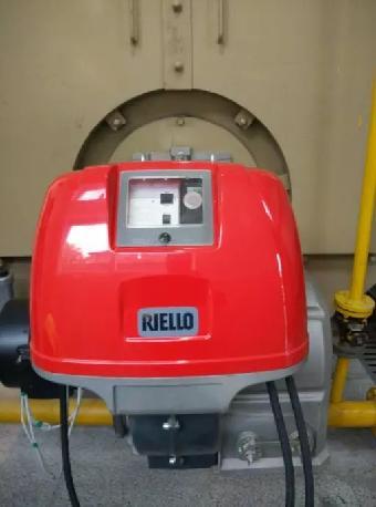 合肥锅炉低氮燃烧机改造