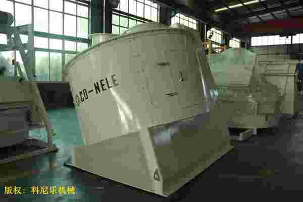 污泥造粒机-飞灰先进处理机型把握生产高水平