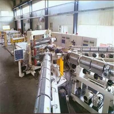 科润高效软PVC片材生产线