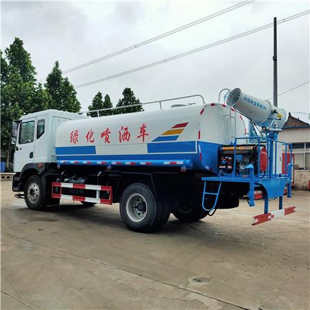 要闻:贵州5方洒水车厂家